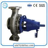 Pompa ad acqua centrifuga di aspirazione di conclusione della guarnizione meccanica dell'acciaio inossidabile