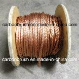 das Angeben der Qualitäts konservierte den spinnenden kupfernen Draht, der für Kohlebürste verwendet wurde