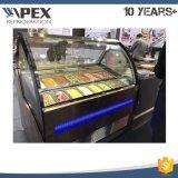 상업적인 호화스러운 지속적인 아이스크림 냉장고 아이스크림 냉장고 Lf 1100gqd