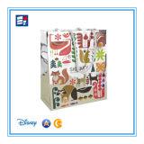 Saco do presente para o livro de empacotamento/eletrônico de papel/sapatas/roupa/jóia
