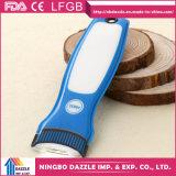 Оптовый PVC Keychain электрофонаря подарка СИД промотирования Китая