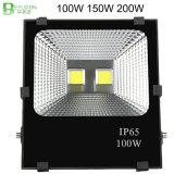 Projecteur à LED 100W 110V AC220V puce COB étanche