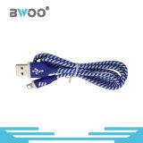 Carga rápida de datos USB Micro Cable relámpago para Smartphone