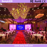 Gebildet China im farbenreichen LED-Innenschaukasten für videoanzeigen