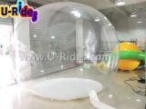 Klare Werbung Aufblasbare Blase Ball für Show