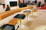 21.5 인치 지능적인 커피용 탁자 LCD 위원회 대화식 접촉 스크린 모니터 간이 건축물