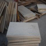 Azulejo 2017 de suelo de precio de fábrica, azulejo de mármol blanco para el suelo y pared