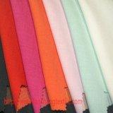 Tela do poliéster de rayon do vestuário da roupa para a matéria têxtil da HOME do vestuário da camisa