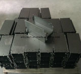 Caja de acero de la fabricación de la chapa de la precisión de la buena calidad del OEM, fabricación de la caja del metal