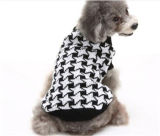 Vestiti del maglione del cane di animale domestico