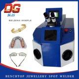 圧延ベアリングが付いている費用レーザーの宝石類のスポット溶接機械を保存しなさい