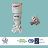 Película compuesta farmacéutica para los gránulos de empaquetado
