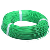 Cable aislado del PVC del alambre con 14AWG