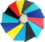 15years de dwars Verbonden PE van Duocolors van het Polyethyleen PE van de Pruik van het Schuim van het Schuim Materiële Fabrikant van het Schuim