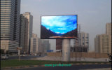 Piscina de bicicleta Full Color Display LED digital assinar com 500x1000mm Board