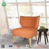良質の商業ふっかりした居間の椅子、Pedicureの木の椅子