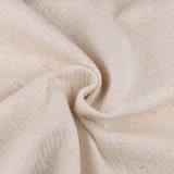 Ткань хлопка Kitted 1010% органическая с сертификатом