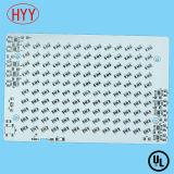 Dubbele Layer Fr4 PCB Board met UL Approved en LED Assemble (hyy-128)