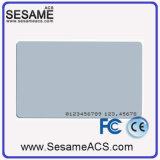 Cartão de identificação de ouro com alta demanda de PVC de 125kHz (SD5)