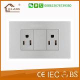 Inserir cartão para interruptor elétrico de energia com certificado Ce