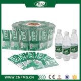Prix bon marché PVC manchon thermorétractable étiquette de bouteille en plastique