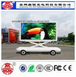 SMD de alta resolução impermeável à prova de cor completa tela de exibição LED