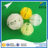 Polyhedral空の球のパッキング、プラスチックタワーのパッキング