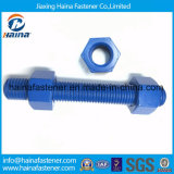 A193 B8 Hex Bolt & ASTM A194 Grade8 Nut with Washer