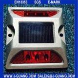 Solar LED Road Stud ojos de gato luz intermitente