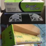 방습 수정같은 연약한 PVC는 필름 음식 급료를 위한 필름 뻗기 달라붙는다