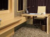Madeira maciça com painel Wood Hotel Bed Room Furniture Bedroom Set of Twin Bedroom
