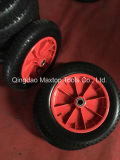 400-8 Barrow Flat Free PU Foam Wheel