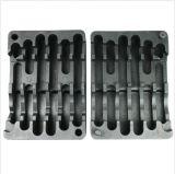 Инструменты комбинированного комплекта верхние и более низкие приемника тисков блока и ключа пушки Smithing