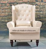 أسلوب [أمريكن] يعيش غرفة مريحة وحيد [ستر] وقت فراغ أريكة كرسي تثبيت ([لّ-بك080])