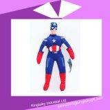 Thor di alleanza dei vendicatori/azione dei personaggi dei cartoni animati della peluche della bambola Spiderman del superman