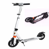 200 mm PU ruedas pie plegable Stunt Kick Street Dirt Scooter (SZKS007)