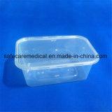 Togliere il contenitore di alimento di plastica a gettare personalizzato di assorbimento