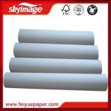 """74"""" 88g Anti-Curl papel de la sublimación de secado rápido para el poliéster"""