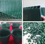 Masterbatch verde para las telas no tejidas, Bcf, plásticos, hilado del filamento del PP