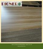 16mmの食器棚のための木の穀物のMlelamineの削片板