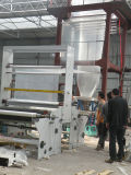Alta velocidad PE LDPE HDPE máquina de fundición de Cine