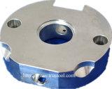 Aluminium CNC, der maschinell bearbeitenteile CNC-5axis maschinell bearbeitet