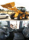 Ökonomischer 3 Tonnen-Rad-Ladevorrichtungs-Preis mit Deutz Motor