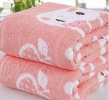 熱い販売の100%年綿タオル、綿の浴室タオル(BC-CT1019)の