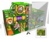 Parque de Diversões alegrar com temática de selva playground coberto para venda