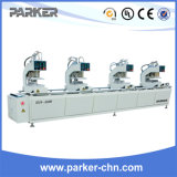 4 PVC 창틀을%s 맨 위 PVC 용접 기계