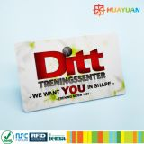 Design Personalizado NFC Ntag213 Membership Business Card