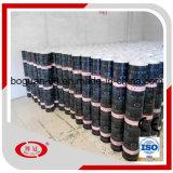 Membrana de betume de 4mm incendiada e aplicação