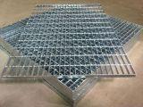 Aluminium Getande Grating van de Staaf