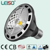 Reflector de 15W Chip CREE LED PAR30 Scob (LS-P718-A-BWW/BW)